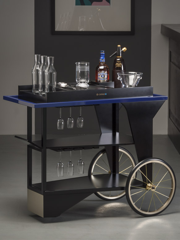 Room Service Table And Cart