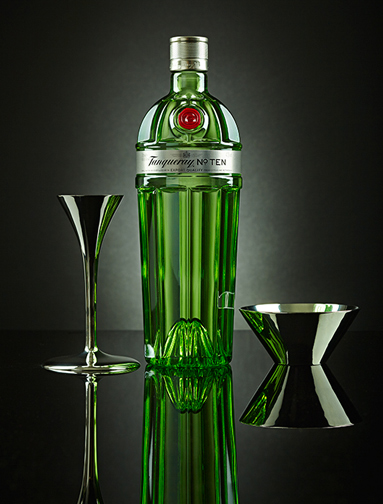 Tanqueray Ten Martini Glass | Inkorporate | Creative Design ...