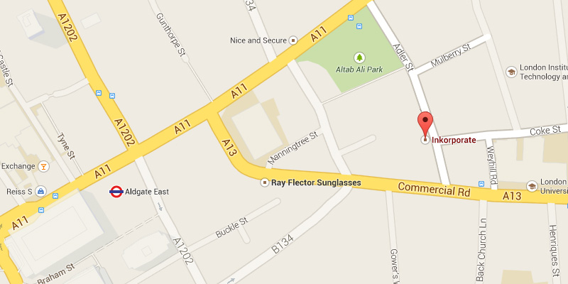 Google Maps Link - Get Directions